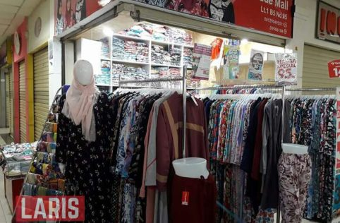 Dijual Kios di Bogor Trade Mall (BTM) - Bogor