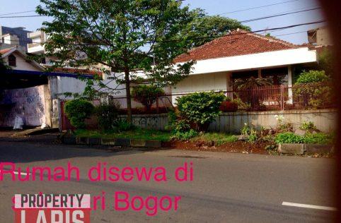 Rumah Sewa Strategis di Sukasari - Bogor Timur