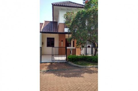 Rumah Teras Hijau Kuntum - Bogor