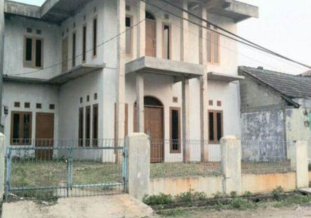 Rumah Baru Semi Finishing Pabuaran Indah Blok E - Cibinong - Bogor