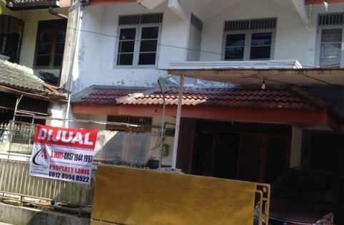 Dijual Rumah Asri di Baranang Siang Indah Blok P Bogor Timur