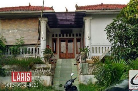 Rumah Kebun di Surya Praja Permai Sukahati - Cibinong - Bogor