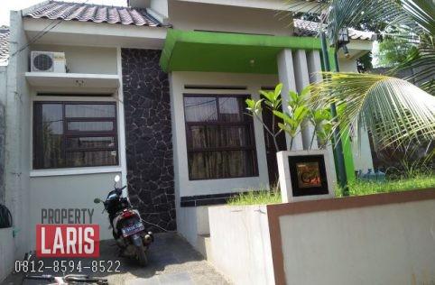 Rumah di Perumahan Mutiara Hijau Blok G Pakansari Cibinong Kab. Bogor