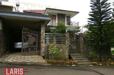 Rumah Full Furnish BNR Blok E Bogor Selatan