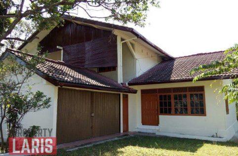 Rumah Kebun di Mulyaharja Bogor Selatan