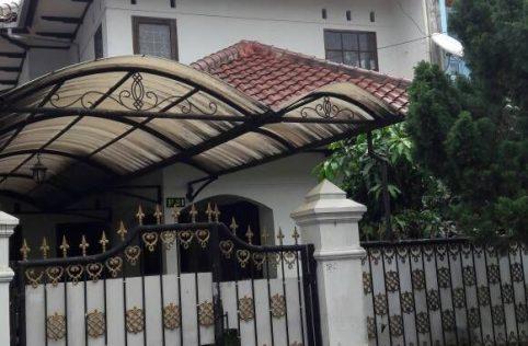 Rumah Asri di Bogor Nirwana Residence
