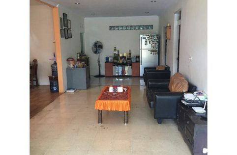 Rumah Dua Lantai Kebon Pedes - Bogor