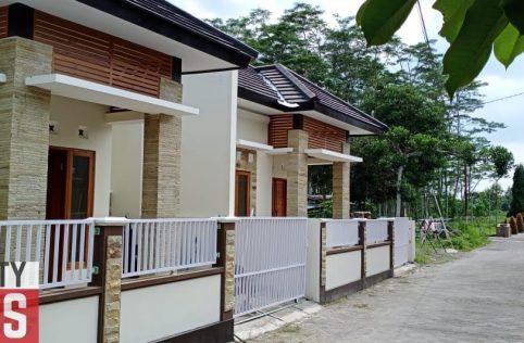 Rumah Purwomartani sleman, Yogyakarta
