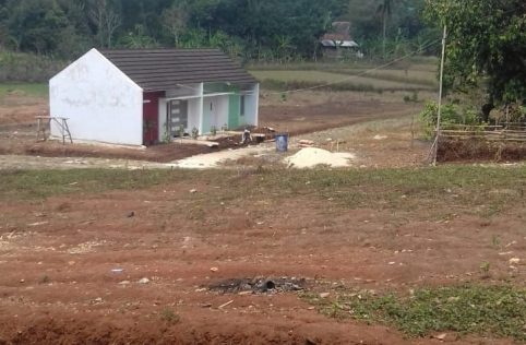 Take Over Lahan Permata Maja Residence - Cikoja - Maja - Lebak Banten